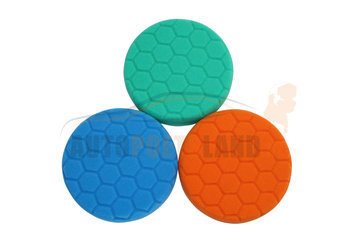 BTC line Blue pads