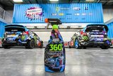 Shining Monkey Ken Block 360