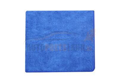 Autopoetsland Microvezeldoek Donkerblauw