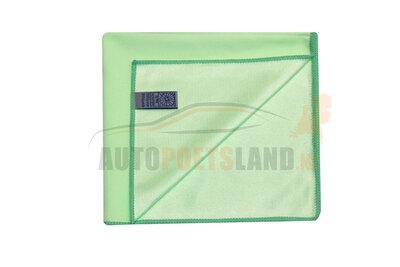 APL Green glass Microfibre Towel