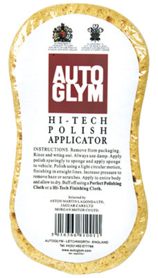 Autoglym Hi-Tech Polish Applicator