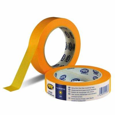 HPX Masking Tape Gold - Oranje