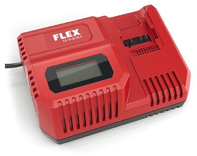 Flex Snellader 10.8/18.0 Volt