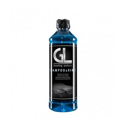 GL SHAMPOO & RINSE – SHAMPOO & COATING 500ML