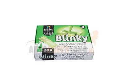 Blinky Allesreiniger Ecotabs doos 20 stuks