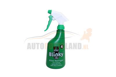 Blinky Ecotabs Allesreiniger herbruikbare fles