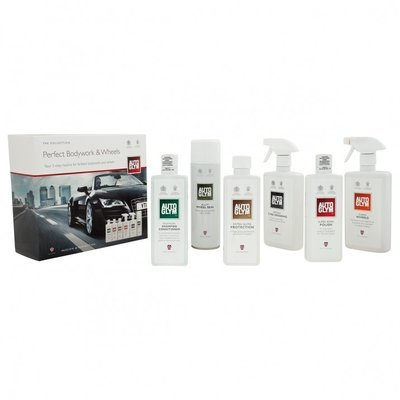 Autoglym perfect bodywork en wheels