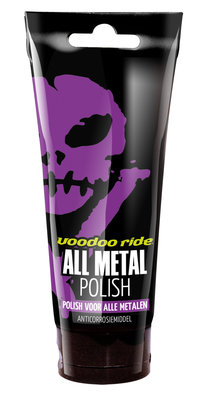 Voodoo Ride  All Metal Polish