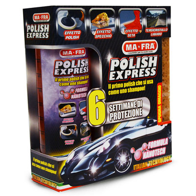 Ma-Fra Polish Express Kit 250ML