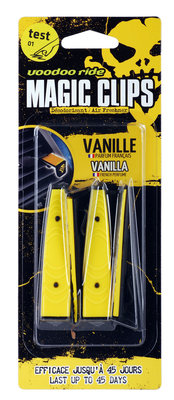 voodoo ride magic clips vanilla luchtverfrisser