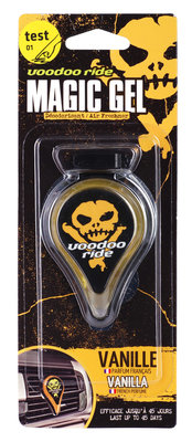 voodoo ride magic gel vanilla luchtverfrisser