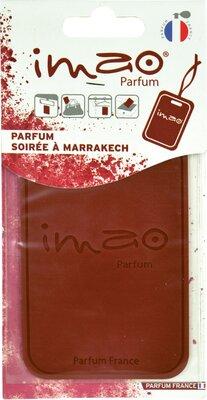 Imao Parfum Soirée á Marrakech