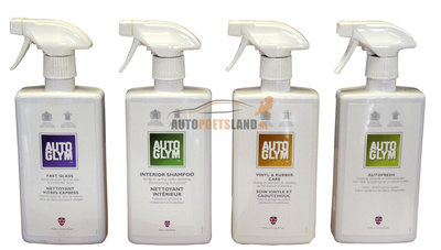Autoglym Interieur kit