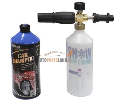 Riwax Car Shampoo Kit