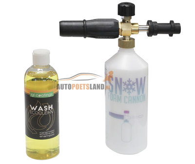 IGL Wash Ecoclean Kit
