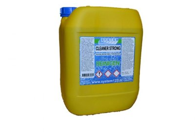 System cleaner strong 10 liter