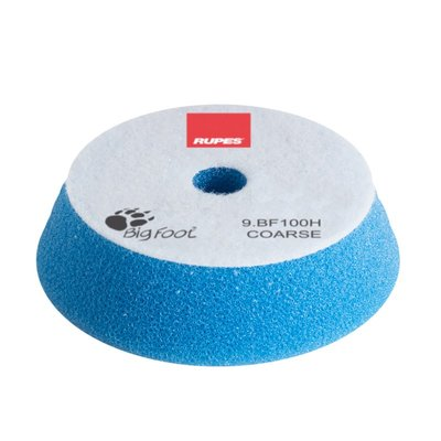 Blue Coarse Foam Pad