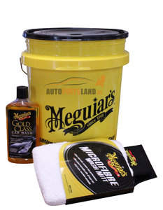 Meguiar's gold wash kit