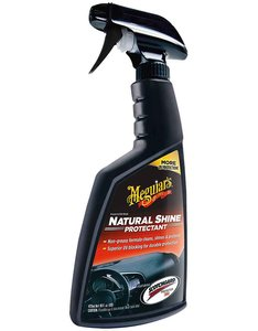Meguiars Natural Shine Vinyl & Rubber Protectant