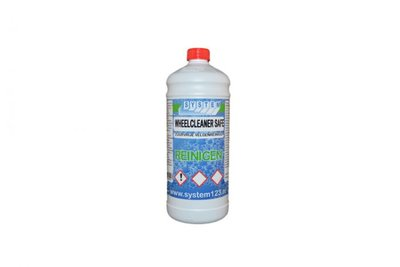 Wheel Cleaner Safe